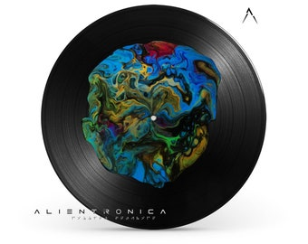 Specie R6K, Vinyl Collection Alientronica.