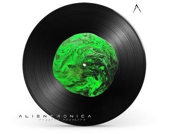 Specie RK17, Vinyl Collection Alientronica.