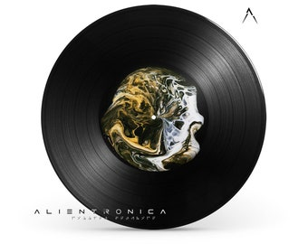 Specie R4K, Vinyl Collection Alientronica.