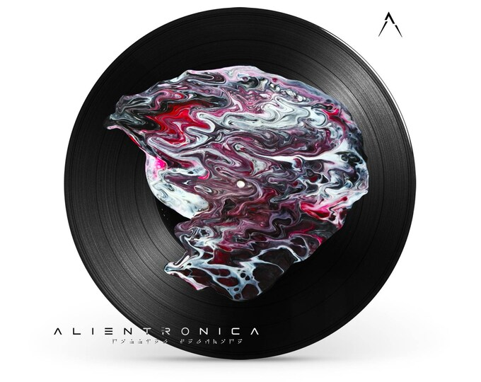 Featured listing image: Specie R1K, Vinyl Collection Alientronica.