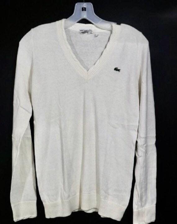 Lacoste new Sz 6 (38) sweater