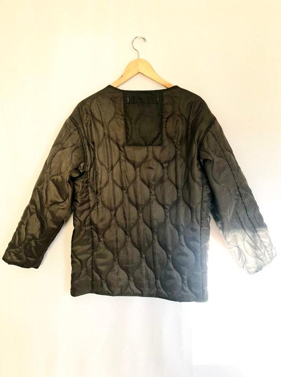 Vintage M65 field jacket with liner, vintage army… - image 5