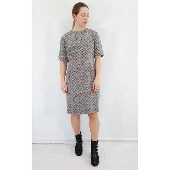 Pure Silk Dress, Vintage Silk Dress