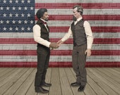Nathan Bedford Forrest & Frederick Douglass: Racial Reconciliation