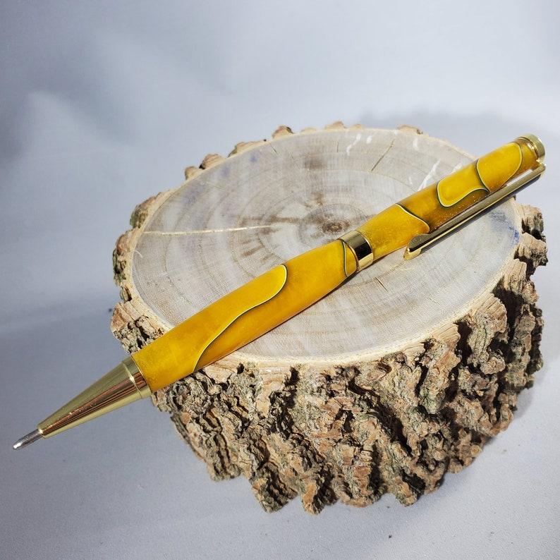 Hand-turned Acrylic Ink Pen