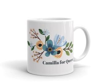 Camilla for Queen, Royal Family Mug