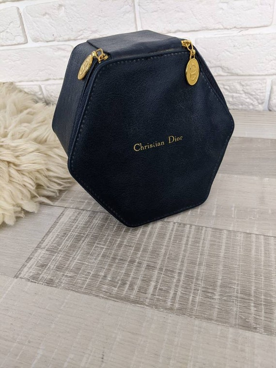 Christian Dior  clutch, cosmetic bag