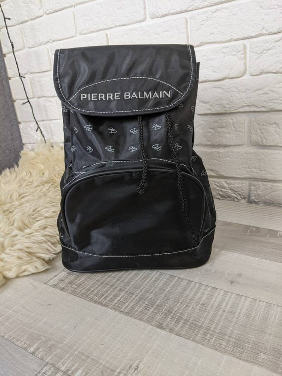 backpack PIERRE BALMAIN