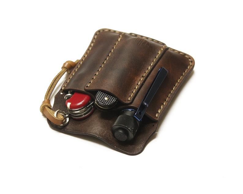EDC pocket organizer pk-1 EDC organizer  for everyday carry