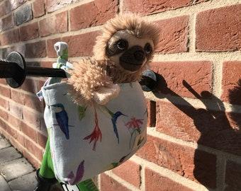 """Handlebar bag for toddlers """"Kolibri"""""""