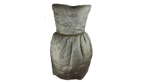 Dolce and Gabbana bustier dress