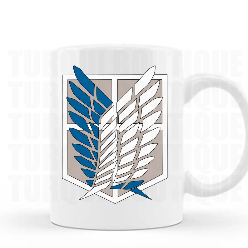 Shingeki No Kyojin  Attack on Titan SVGDXFAI Emblems  Emblemas  Shields  Escudos Vector