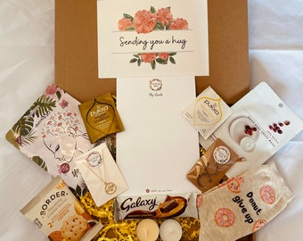Jumbo Pick Me Up Box - Large Letterbox Gift - Hug in a Box - Missing you Gift - Mystery Box