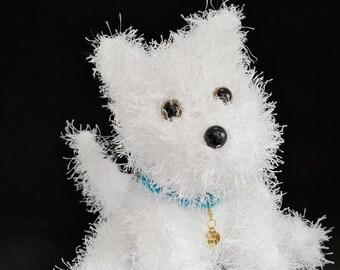 Crochet Pattern + Videos Amigurumi Coorie Dog downloadable - UK & US Terms (Kit Available)Joodybloos Video Support Joodigurumi