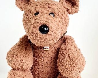 Crochet Kit Amigurumi Buddy Bear Yarn Pack