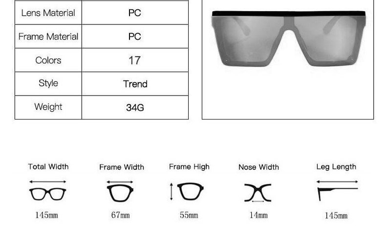 Women/'s Black Sunglasses Stylish Shades Shades Designer Inspired Sunglasses Luxury Sunglasses Oversized Shades Fashion Sunglasses