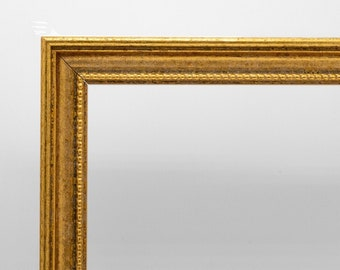 Picture Frame Gold Series 548, Baroque, Antique, Vintage Design - All sizes - A2 / A3 / A4 / A5 by FrameShop