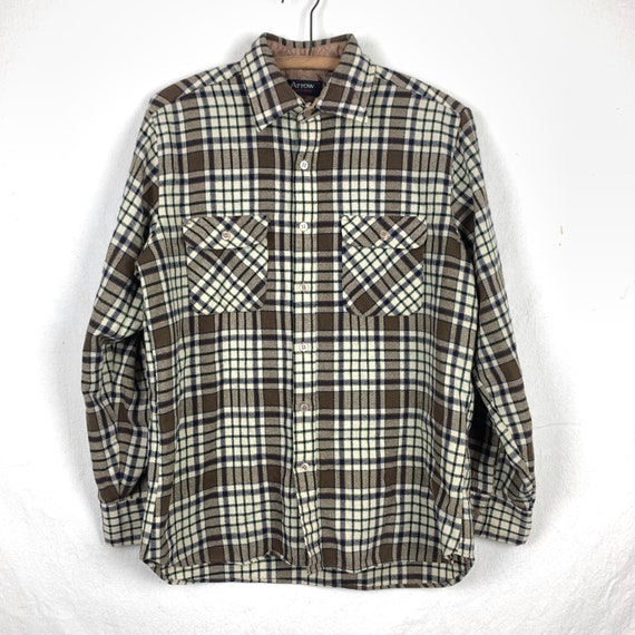 Arrow Vegan Medium Flannel