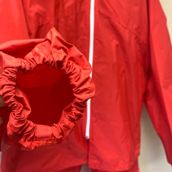 70's Russell Athletic Rain Suit - image 2