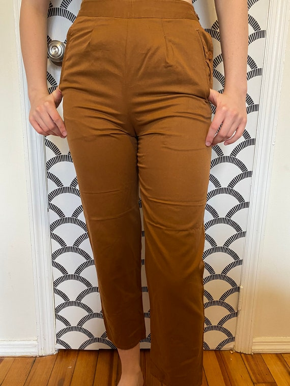 HERMES Riding Pants 1970's-Vintage