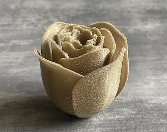 Rose Flower, 3D Printed
