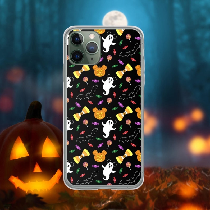 Halloween Mickey Mouse Disney iPhone Case // 12 Pro Max 12 image 1
