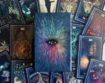 Prisma Visions Tarot Deck