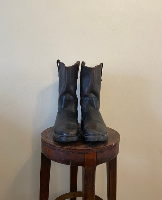 Vintage Pecks Red Wing Boots