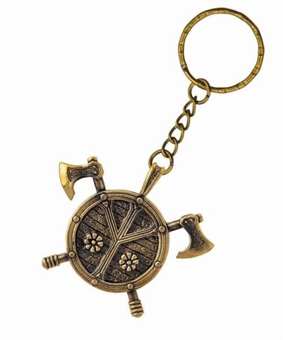 Keychain Turtle Tortoise Terrapin Amber Brass Amber Jewelry Miniature Amber Keychain