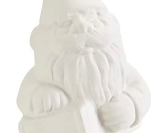 Greg The Traveling Gnome - Paint Your Own Gnome-y Ceramic Keepsake