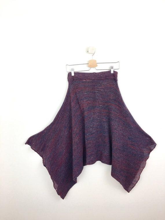 Vintage VIVIENNE WESTWOOD Unisex Knit CROCHET Dro… - image 1