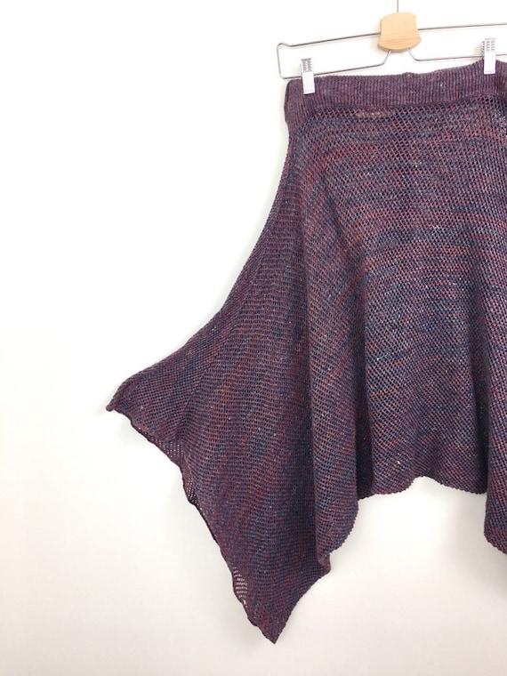 Vintage VIVIENNE WESTWOOD Unisex Knit CROCHET Dro… - image 2