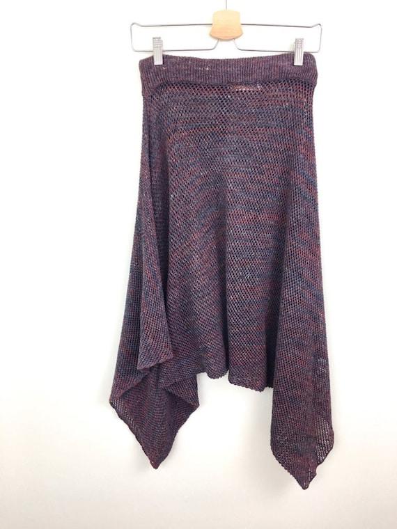 Vintage VIVIENNE WESTWOOD Unisex Knit CROCHET Dro… - image 4