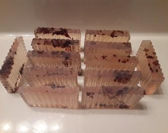 All Natural Honey Glycerin Soap Bar