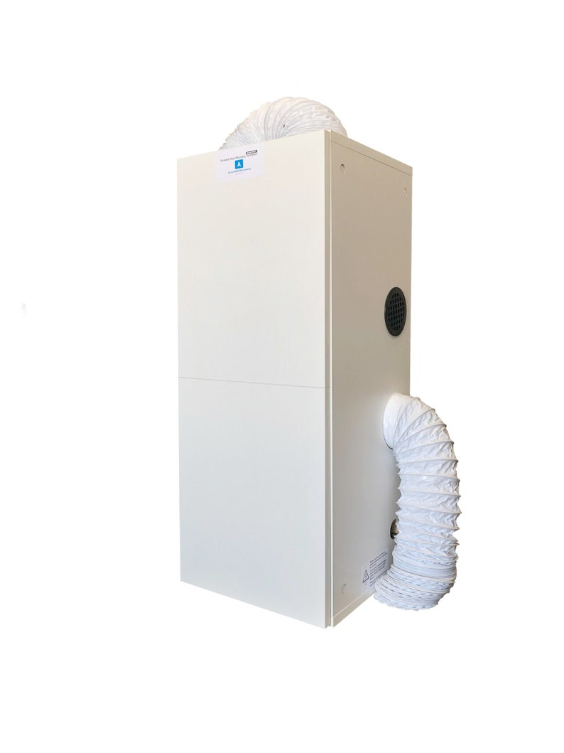 MINT 3-IN-1 Air Exchanger Purifier Ventilator Portable Single image 0