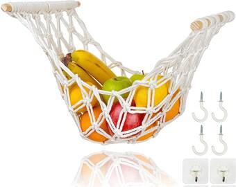 Fruit Hammock Under Cabinet/ fruit basket, fillet, kitchen storage, fruit bag #Fruitmock01PTH