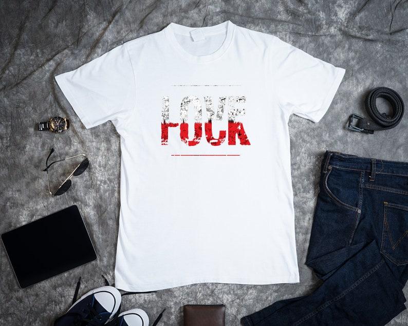 Unisex Fuck Love Tee Shirt