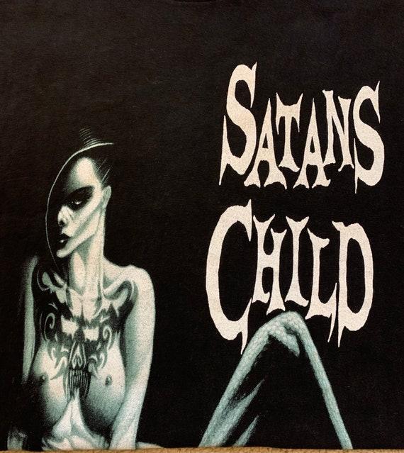Danzig Satans Child size XL shirt