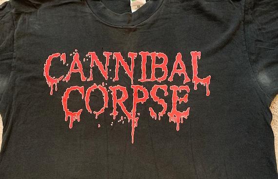 Cannibal Corpse 96 XL shirt