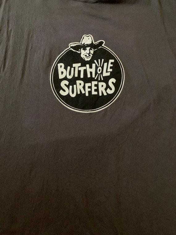 Butthole Surfers 90's.