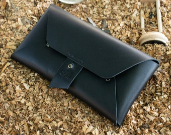 Cash Envelope Wallet, Envelope Wallet, Passport Holder, Cash Envelopes, Leather Envelope Wallet, Personalised Gift For Mother