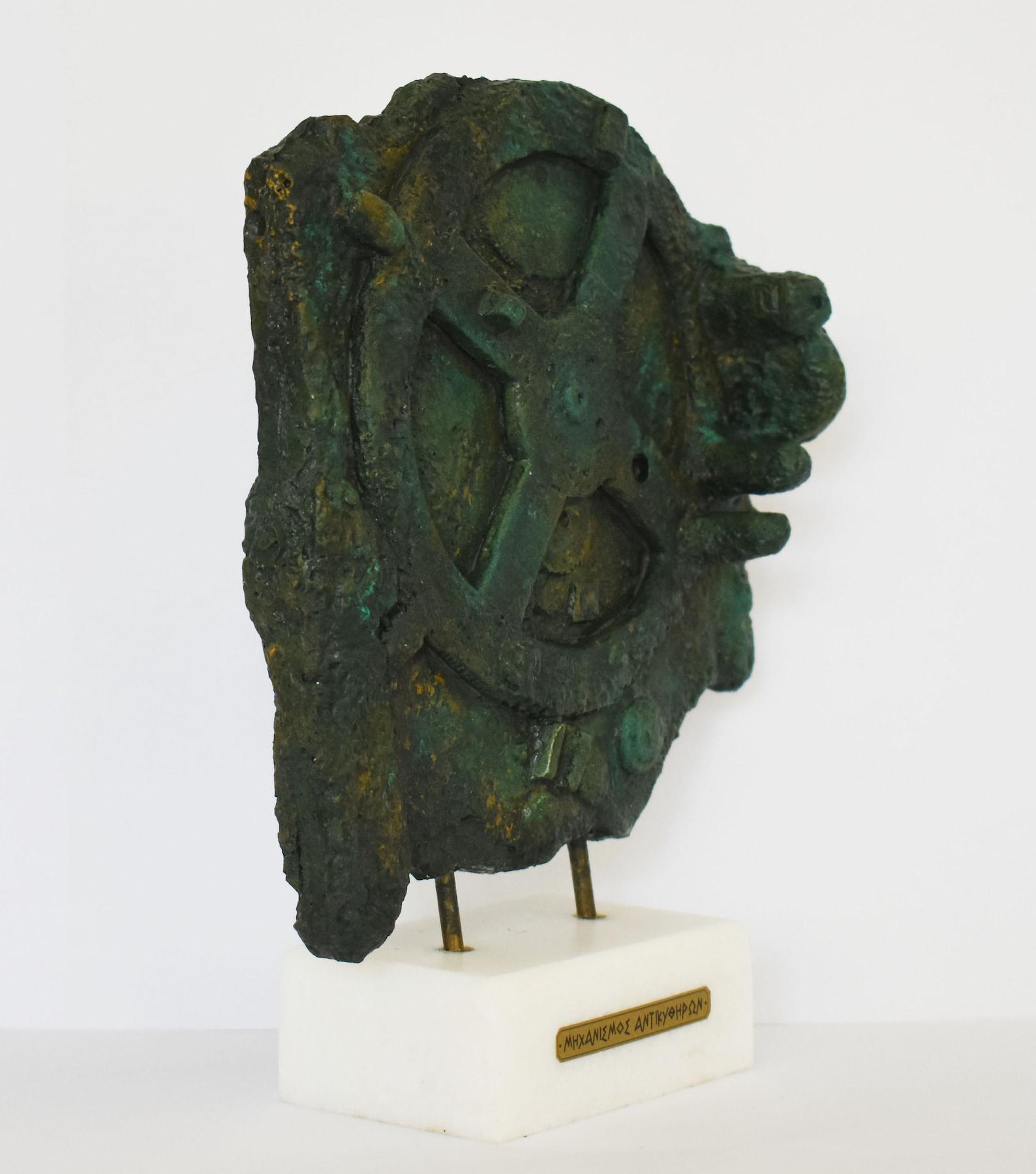 Antikythera Mechanism The Ancient Greek Analogue Computer
