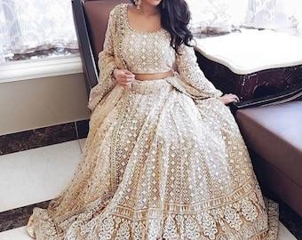 Wedding Lehenga Etsy,Wedding Royal Blue And Gold Bridesmaid Dresses