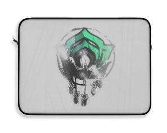 Gaming Laptop Sleeve OROKIN KEY Warframe DreamWeaver 4K