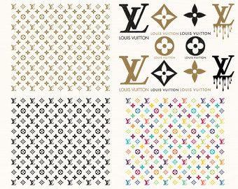 Lv Svg Files Etsy
