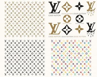 Louis Vuitton Png Etsy