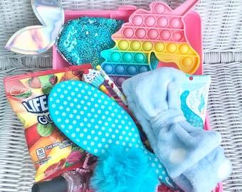 Pink Glam Box, Gift for Girl, Gift for Tween, Tween Girl Gift, Tween Gift, Camp Gift, Birthday Gift for Girl, Teen Gift, Makeup box gift