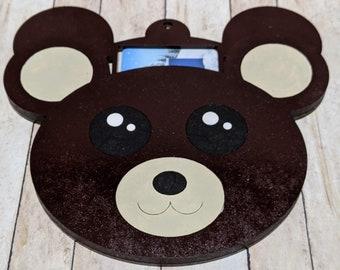 Teddy Bear Gift Card Holder SVG