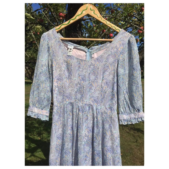 Liberty 70s Prairie Dress