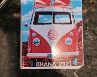 Pearl Jam ohana sticker